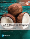 C++ How to Program (Early Objects Version), Global Edition, 10/E