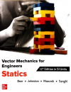 Vector Mechanics for Engineers: statics 12/E(SI)