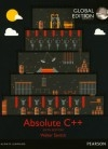 Absolute C++(Global Edition) 6/E