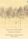 Probability and Statistics: Pearson New International Editio…