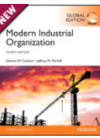 Modern Industrial Organization, Global Edition, 4/E