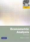 Econometric Analysis Seventh Edition (International Edition)